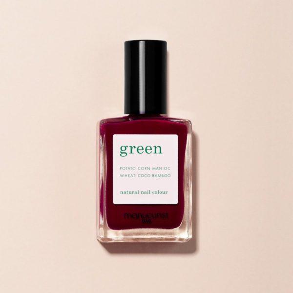 Dark Pansy - Dark Pansy - Manucurist Green