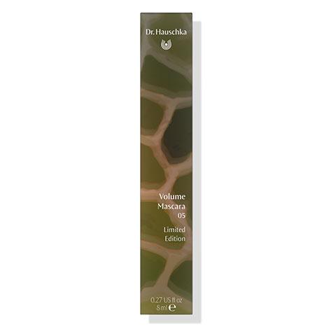 Natural Spirit Volume Mascara 3 - Mascara Volume 05 Vert Mousse Edition Limité Dr Hauschka