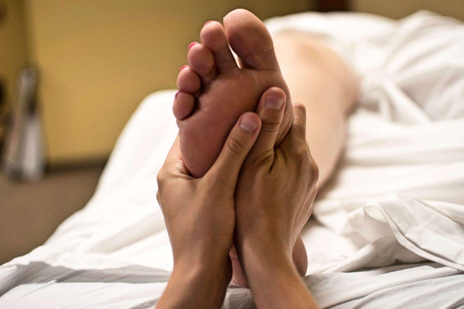 Soin des pieds - Beauté des mains & pieds
